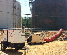 desiccant dehumidification equipment